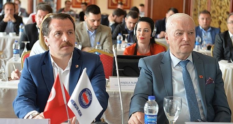 Programme de séminaire sur le partage d`expériences syndicales en Turquie et en Albanie