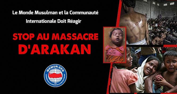 Myanmar: Les Rohingyas appellent la communauté internationale au secours
